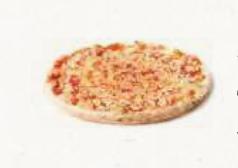 PIZZA MARGHERITA 300 GR X12 FORNO D'ASOLO