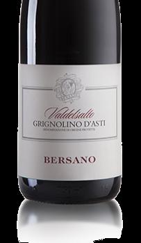 GRIGNOLINO D'ASTI DOC 75 CL BERSANO