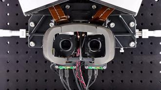 Oculus' New Focal Surface Display