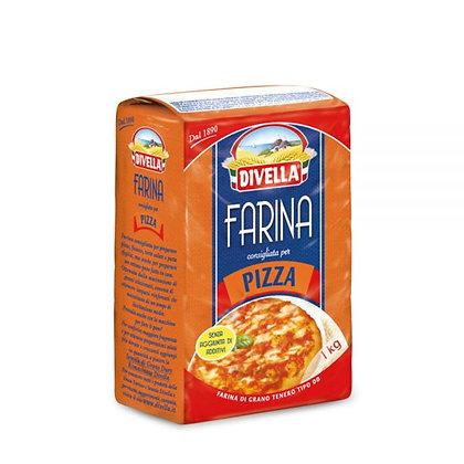 FARINE 00 PIZZA 1 KG DIVELLA