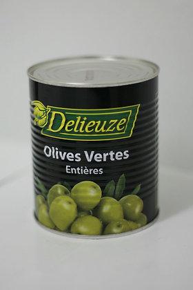 OLIVES VERTES CAL 22/25 - 5KG DELIEUZE