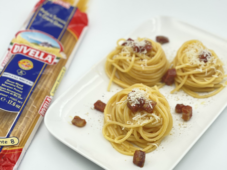 Spaghetti Carbonara l'original