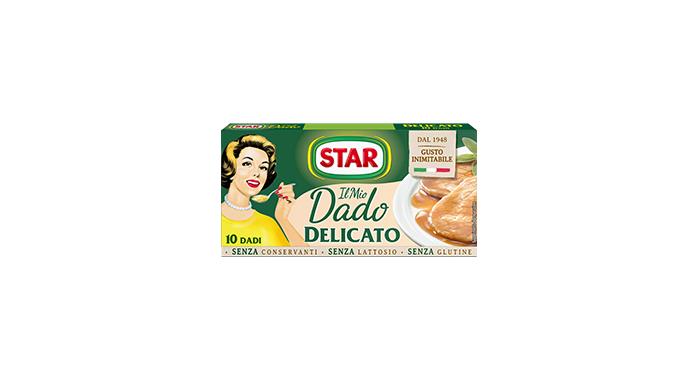 DADO DELICATO 110 GR STAR