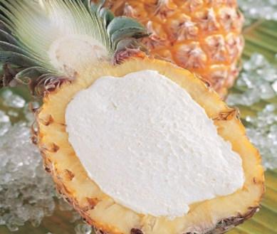 Ananas givré