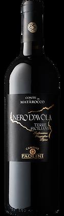 NERO D'AVOLA CONTE MATAROCCO 1,50 LT PAOLINI