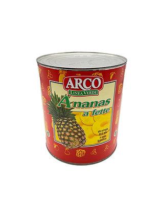 ANANAS EN TRANCHES 3 KG ARCO