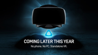 HTC is creating an All-In-One VR Headset