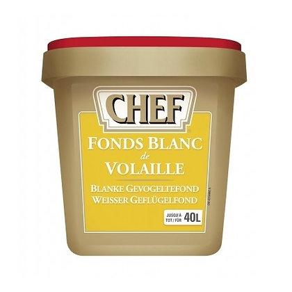 CHEF FOND BLANC DE VOLAILLE 600 GR NESTLE