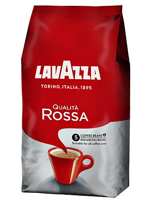 CAFE ROSSA GRANO 1 KG LAVAZZA