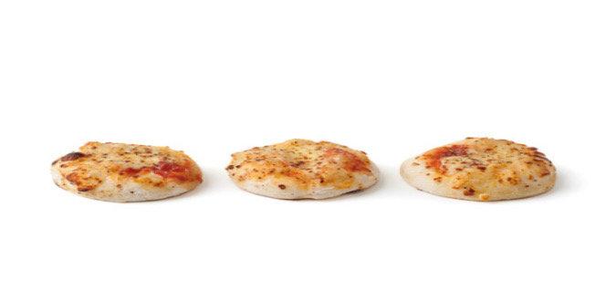 MINI PIZZA MARCHERITA 45 GR x10 FORNO D'ASOLO
