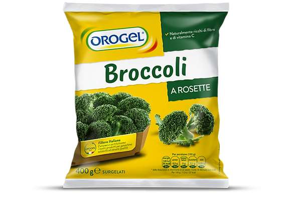 BROCOLI 2,5 KG OROGEL