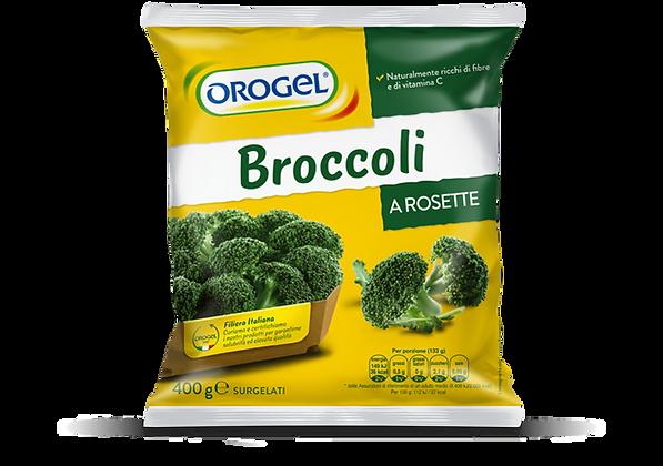 BROCOLI 400 GR OROGEL