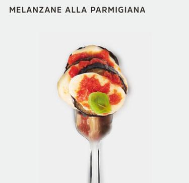 Aubergine à la parmigiana