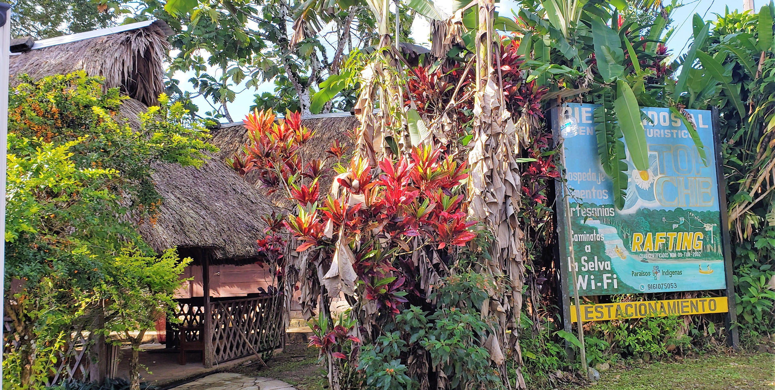 Welcome to Top Che Ecolodge
