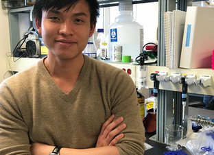 Welcome Thuong Ho. He joins the lab as an IPiB graduate student.