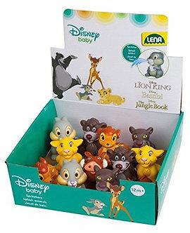 Spritztiere Disney, 5 Stück ( Ohne Baly)