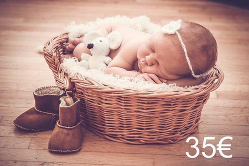 Überraschungsbox fürs Baby