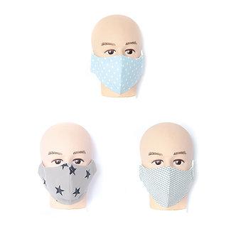 Mund-Nase Masken-Behelfsmaske,Baumwolle Gesichtmaske -Rottenacker