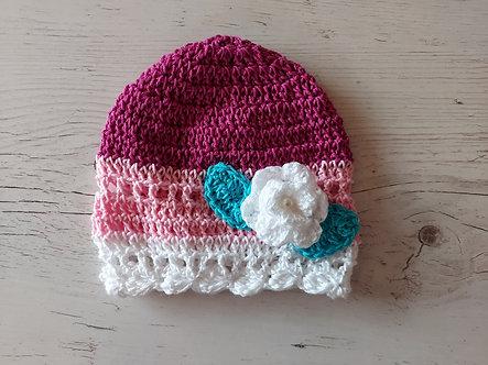 Baumwolle Mütze für Mädchen
