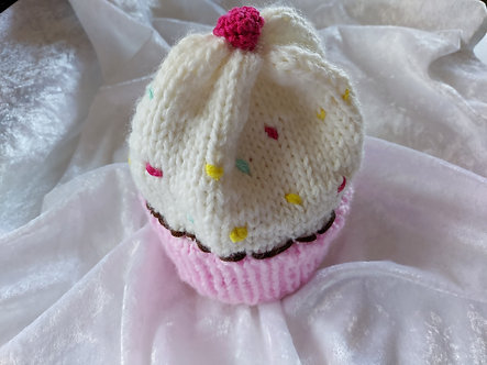 Cupcake, Muffin Mütze