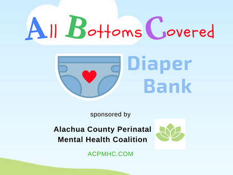 Introducing A.B.C. All Bottoms Covered Diaper Bank