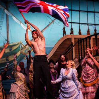 HMS Pinafore with Young Victorian Theatre Company