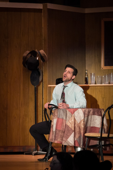 The Bartered Bride with Appalacian Opera Theatre