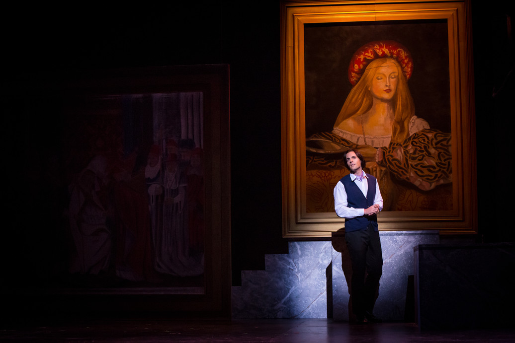 The World Pemiere of Borgia Infami with Winter Opera St. Louis