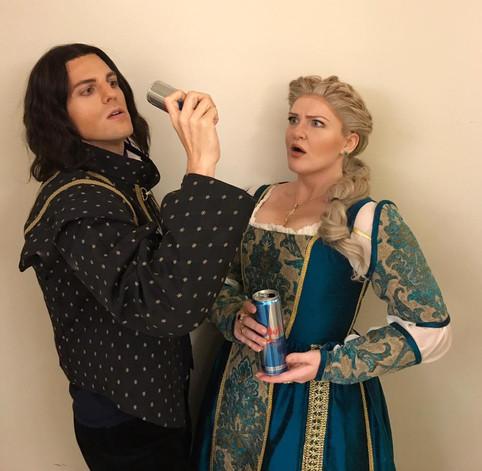 Borgia Infami World Premiere with Winter Opera St. Louis