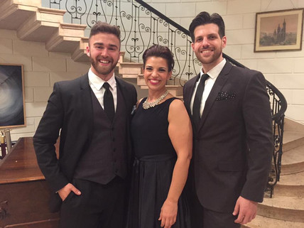 Parasina with Opera Orchestra of New York