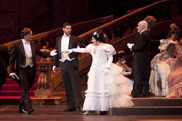 La Traviata with Opera Carolina