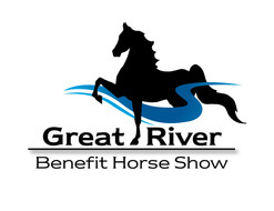 Great River Horse Show Logo