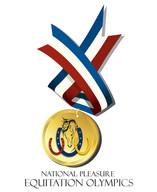National Pleasure Equitation Olympics Logo