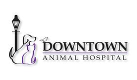 Downtown Animal Hospital Logo