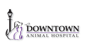 Downtown Animal Hospital Logo