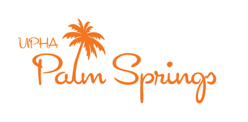 UPHA Palm Springs Conference Logo
