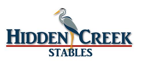 Hidden Creek Stables Logo