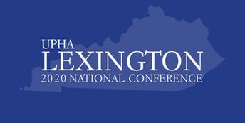 UPHA 2020 Conference Logo