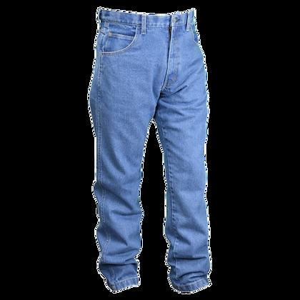 Algodón Denim FR Blue Jeans