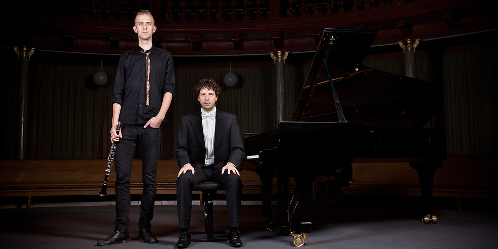 Recital with Peter Friis Johansson