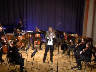 Lindström & Rossini w. Musica Vitae!