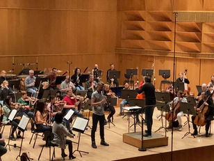 Streaming Lindström concerto tonight!