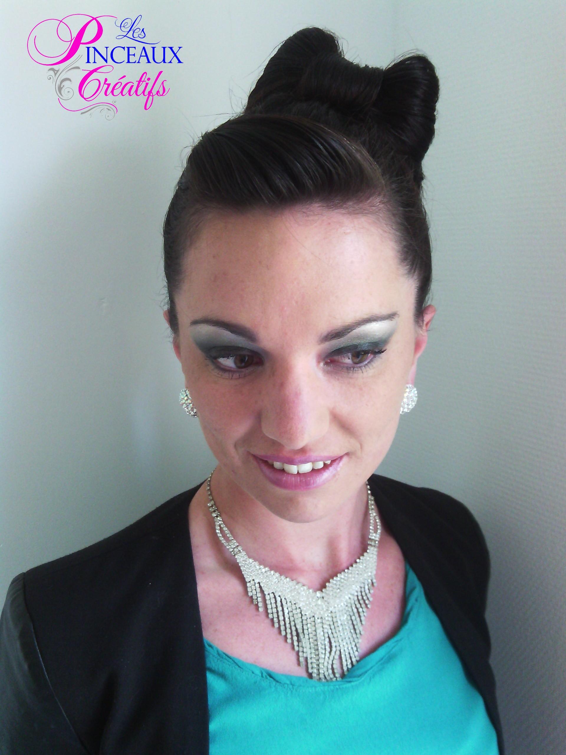 Maquillage Les Pinceaux Créatifs 49