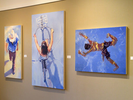 "Keating Figurative Paintings Featured in ""Rich World of Perception"" Exhibit in Santa Fe"