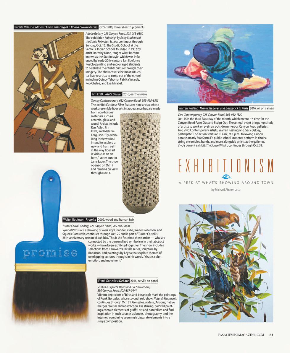 Santa Fe New Mexican Pasatiempo Magazine