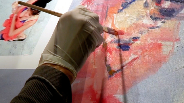 Candid Frame Interview of Contemporary Figurative Artist Warren Keating