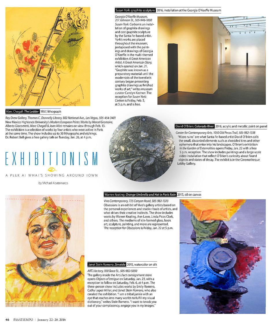 Pasatiempo Magazine