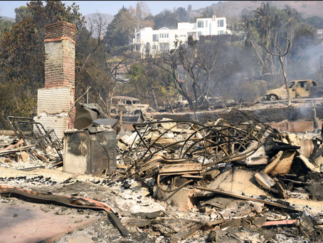 Wildfires' Impact on California Housing