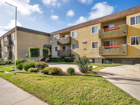 Small Apartment Buildings Attract Big Interest From Investors