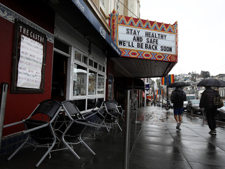 Movie Theater Industry Calls For Federal Financial Relief